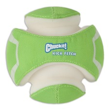 Chuckit! Kick Fetch Max Glow Outdoor Ball