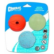 Chuckit Medley Balls Hundebälle Mix