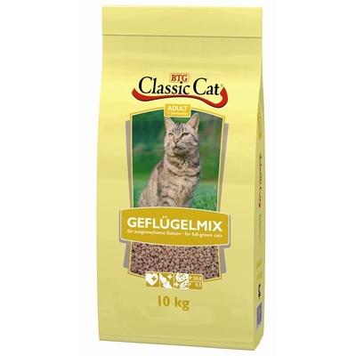 Classic Cat Geflügelmix Katzenfutter, 10 kg