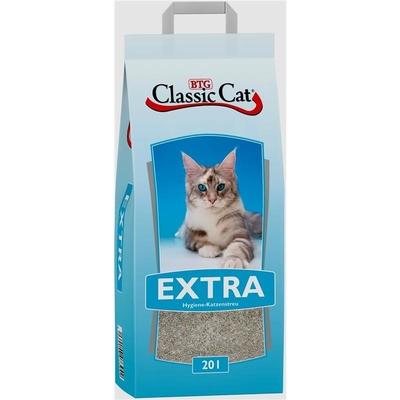 Classic Cat Katzenstreu Extra Attapulgit