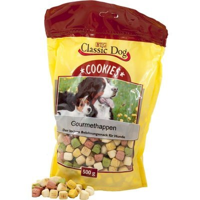 Classic Dog Cookies Gourmethappen