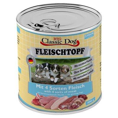 Classic Dog Fleischtopf Junior