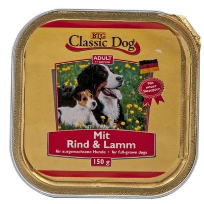 Classic Dog Hundefutter Schalen Nassfutter