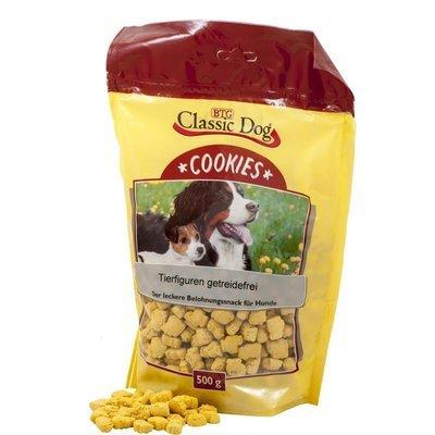Classic Dog Hundekekse Cookies Tierfiguren getreidefrei