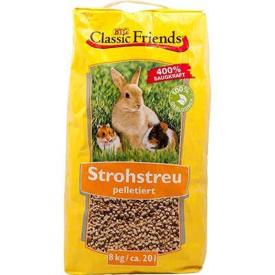 Classic Friends Strohstreu Preview Image
