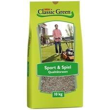 Classic Green Sport- und Spielrasen