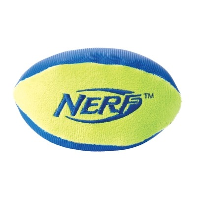 NERF Dog Nylon Football mit Quietscher