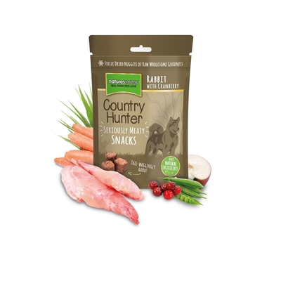 Natures Menu Country Hunter Hundesnack gefriergetrocknet