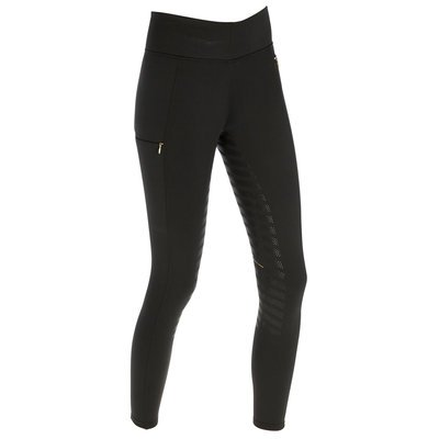 Covalliero Damen Reit Leggings Winter
