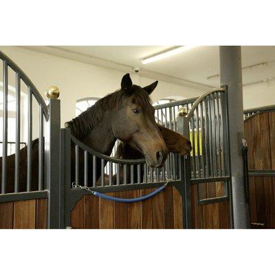 Covalliero Deckenhalter für Pferdedecken mit Kette