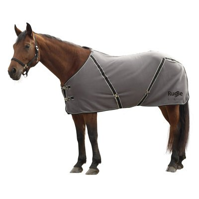 Covalliero RugBe Classic Fleece Abschwitzdecke
