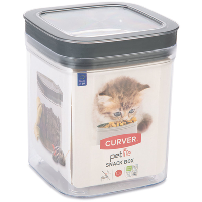 Curver Snackbox Leckerlidose Katze