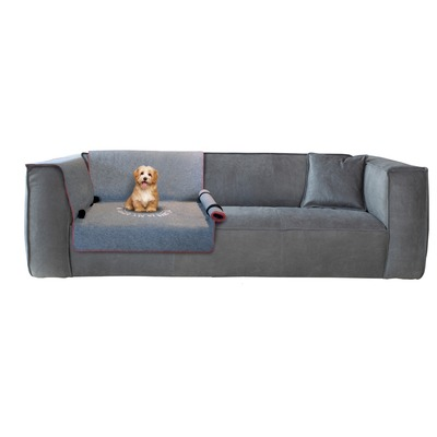 DREAM and DARE D&D Cover Pepper Sofa Hundedecke