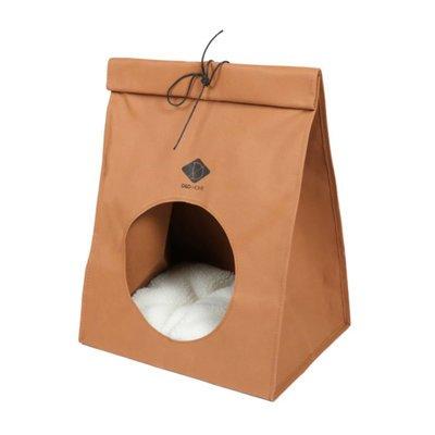 D&D Home Paper Bag Oscar Katzenhöhle