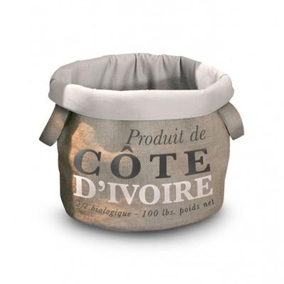 D&D Homecollection Pet Bag Coffee