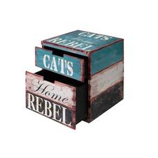 Europet-Bernina D&D Katzenbox Cat-Box Rebel