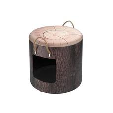 DREAM and DARE D&D Pet-Boxen Wood Katzenhöhle