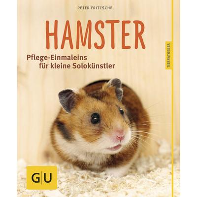 GU Verlag Das Pflege-Einmaleins für Hamster
