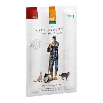 defu Katzen-Kaustange Rind