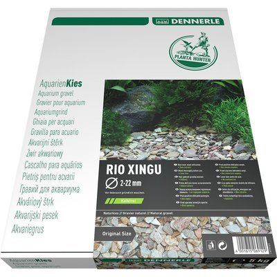Dennerle Plantahunter-Kies Rio Xingu