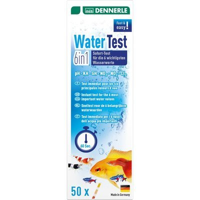 Dennerle WaterTest 6in1