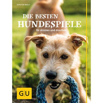 GU Verlag Die besten Hundespiele - Für drinnen und draußen