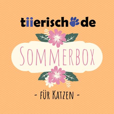 Die tiierisch.de Sommerbox für Katzen