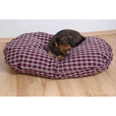 Dinkelkissen für Hunde, Purpur 110x75x15 cm