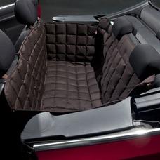 Doctor Bark 2-Sitzer 2-Türer Cabrio Autodecke, M: Sitzbankbreite 120 cm, Sitzhöhe 50 cm, Sitztiefe 60 cm, braun