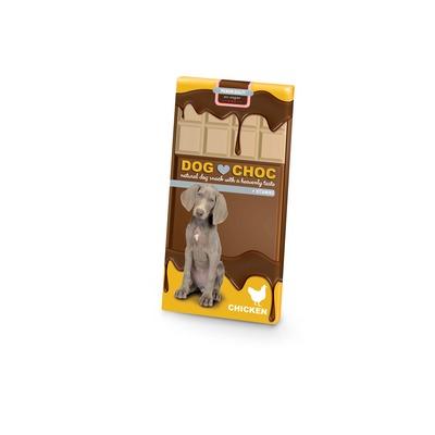 Dog Choc Hühnchen Hunde Schokolade