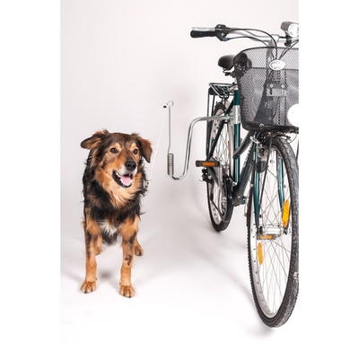 Doggy Guide Fahrradhalter Hund