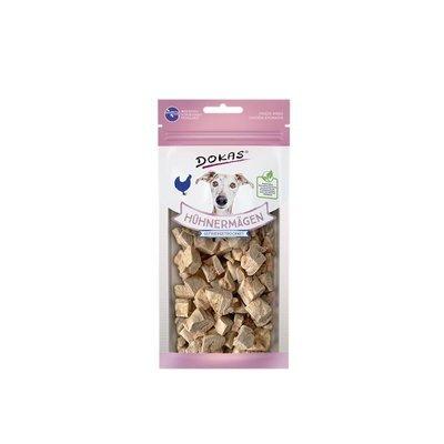 Dokas Hundesnack getrocknete Hühnermägen