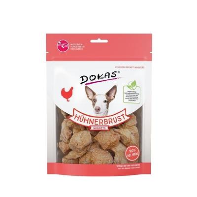 Dokas Snack Hühnerbrust Nuggets für Hunde