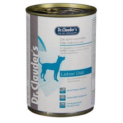 Dr. Clauders Diät Hundefutter LPD Leberdiät