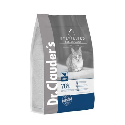 Dr. Clauders Dr. Clauder's High Premium Sterilized Senior/Light