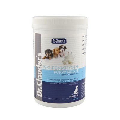 Dr. Clauders Hundemilch Welpenmilch Plus Aufbaumilch