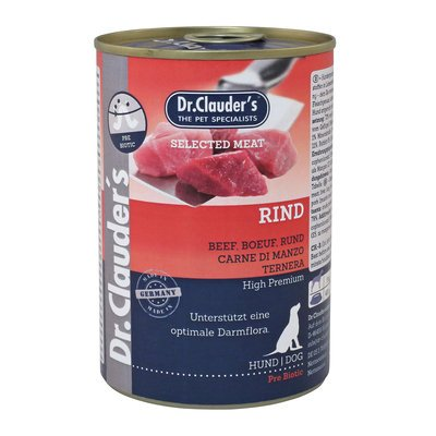 Dr. Clauders Selected Meat Prebiotics in Dose Preview Image