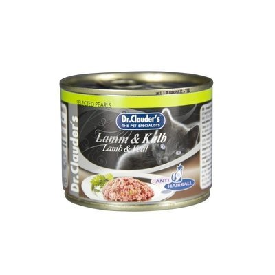 Dr. Clauders Selected Pearls Katzenfutter Antihairball Preview Image