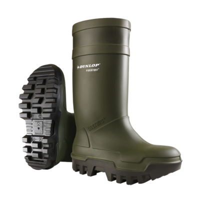 Dunlop Thermostiefel Thermo+ Full Safety Sicherheitsstiefel