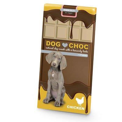 Duvo+ Dog Choc Hühnchen Hundeschokolade