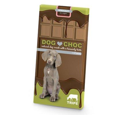 Duvo+ Dogsnack Dog Choc Pansen Hundeschokolade