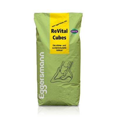 Eggersmann ReVital Cubes Spezialfutter ohne Getreide für Pferde