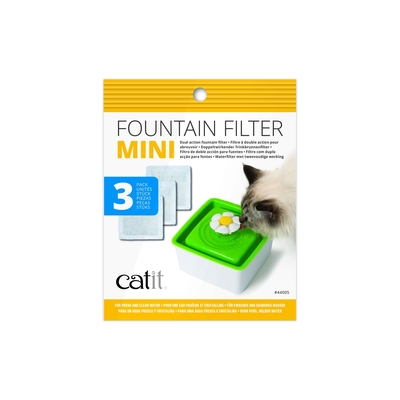 Catit Ersatzfilter für Minitrinkbrunnen