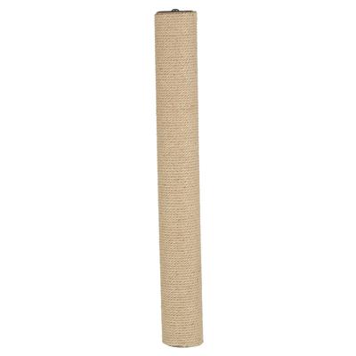 Ersatzstamm für Kratzbaum Jute M8, ø 9 × 70 cm, Gewindegröße M8