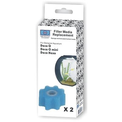 AA Aquarium Ersatzteile für Deco O Komplettset