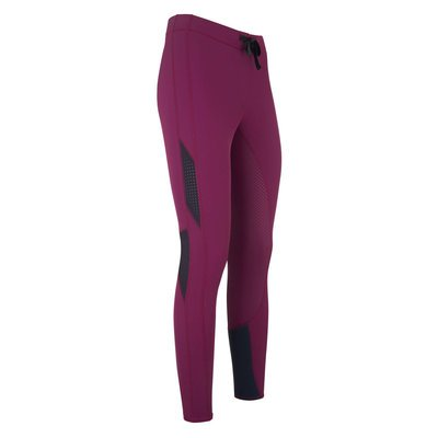 Euro-Star Damen Reitleggings Athletics Full Grip