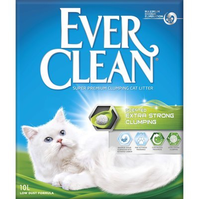 Ever Clean Extra Strong Clumping Katzenstreu mit Duft