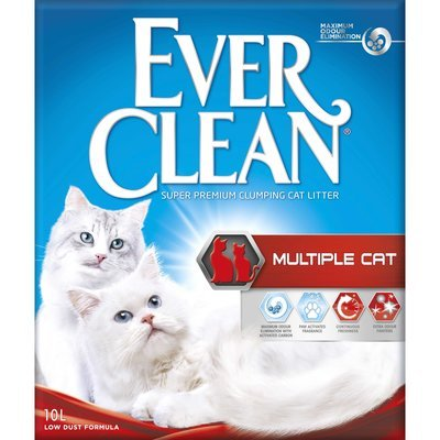 Ever Clean Multiple Cat Katzenstreu