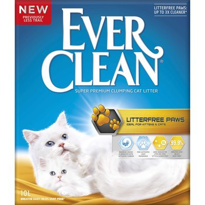 Ever Clean Litterfree Paws Katzenstreu