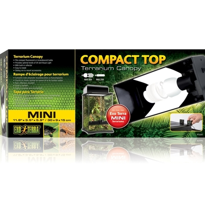 Exo Terra Compact Top - Abdeckung für Terrarienlampen Preview Image